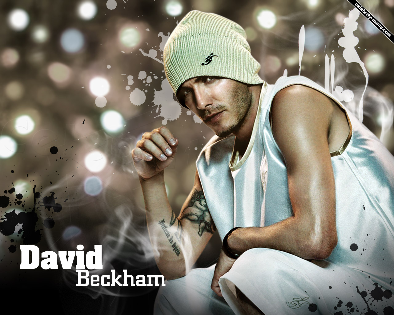 Michael Jordan David Beckham Latest Wallpapers 1280x1024