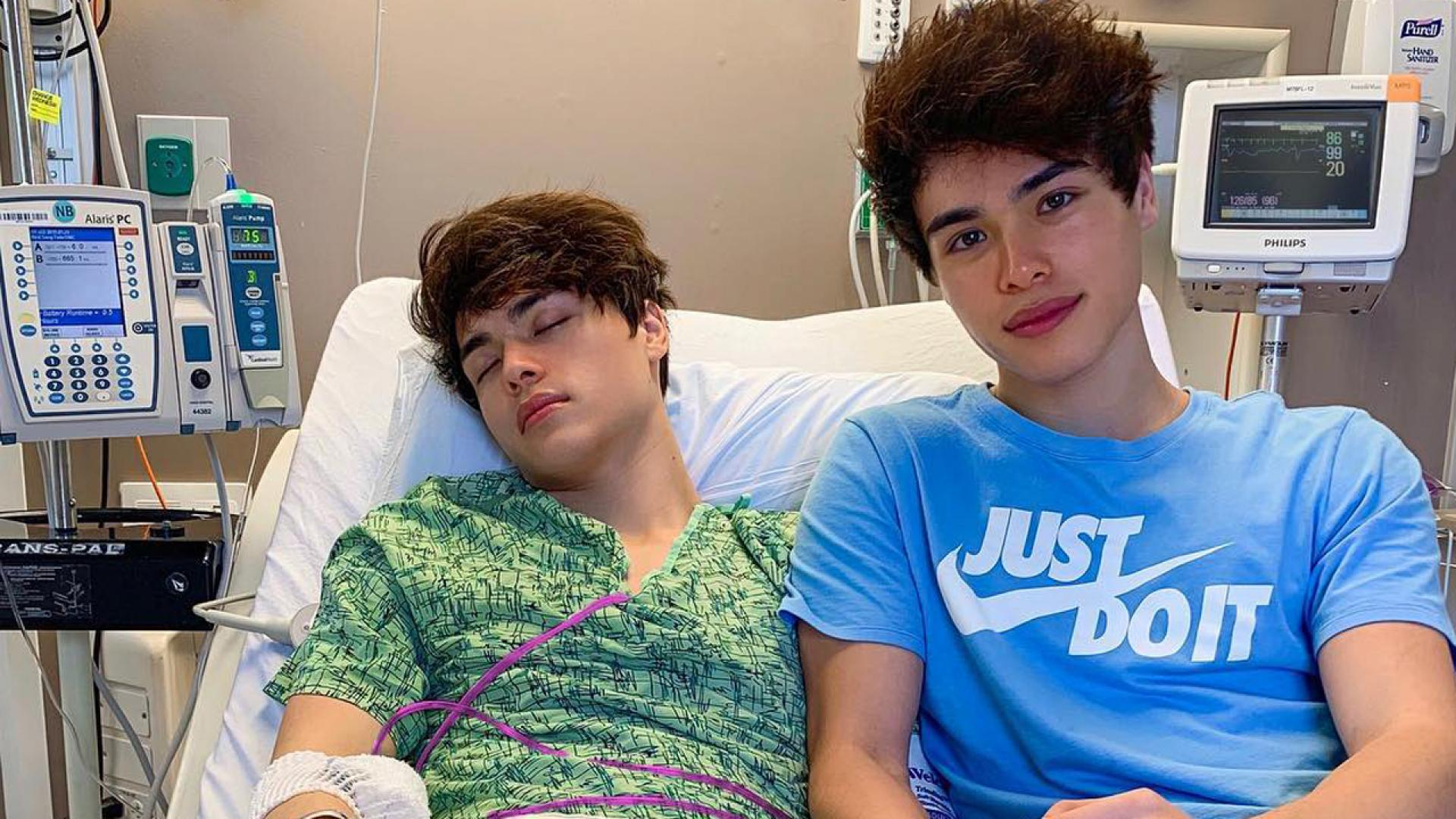 Famous YouTuber of the Stokes Twins Nearly Died After His Appendix 1920x1080