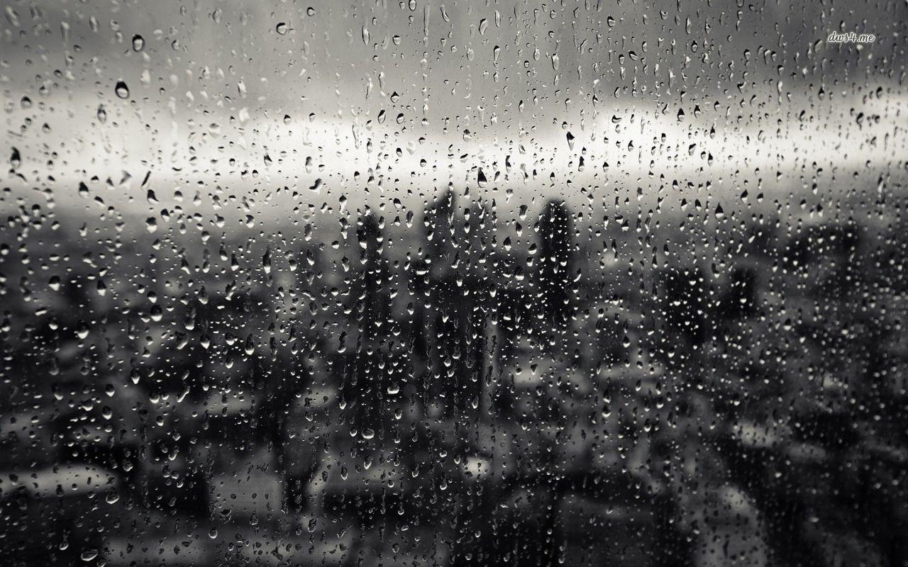 Rainy window wallpaper   Photography wallpapers   24929 1280x800