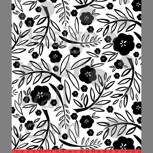 black and white wallpaper designs Images Magazine 500x500