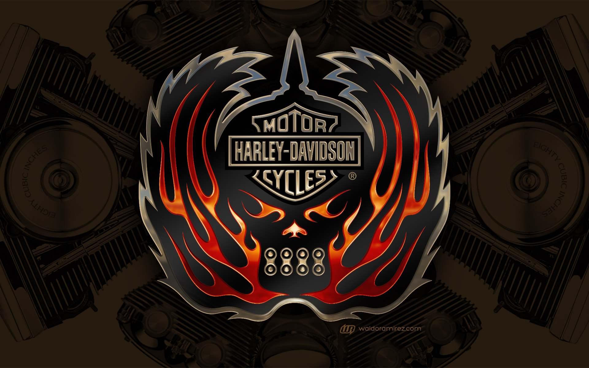 Here are some screensavers for any Harley Davidson fans out there 1920x1200
