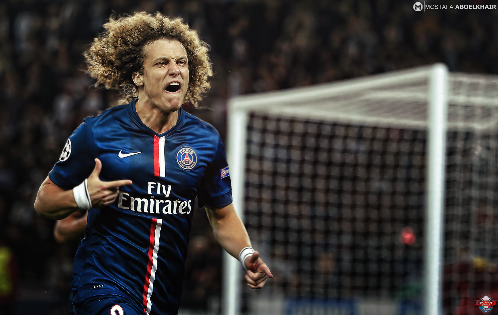 David Luiz HD Wallpapers 2000x1267