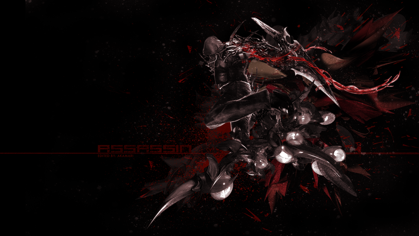 anime assassin wallpaper wallpapersafari