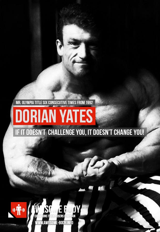 Dorian Yates Wallpaper - WallpaperSafari