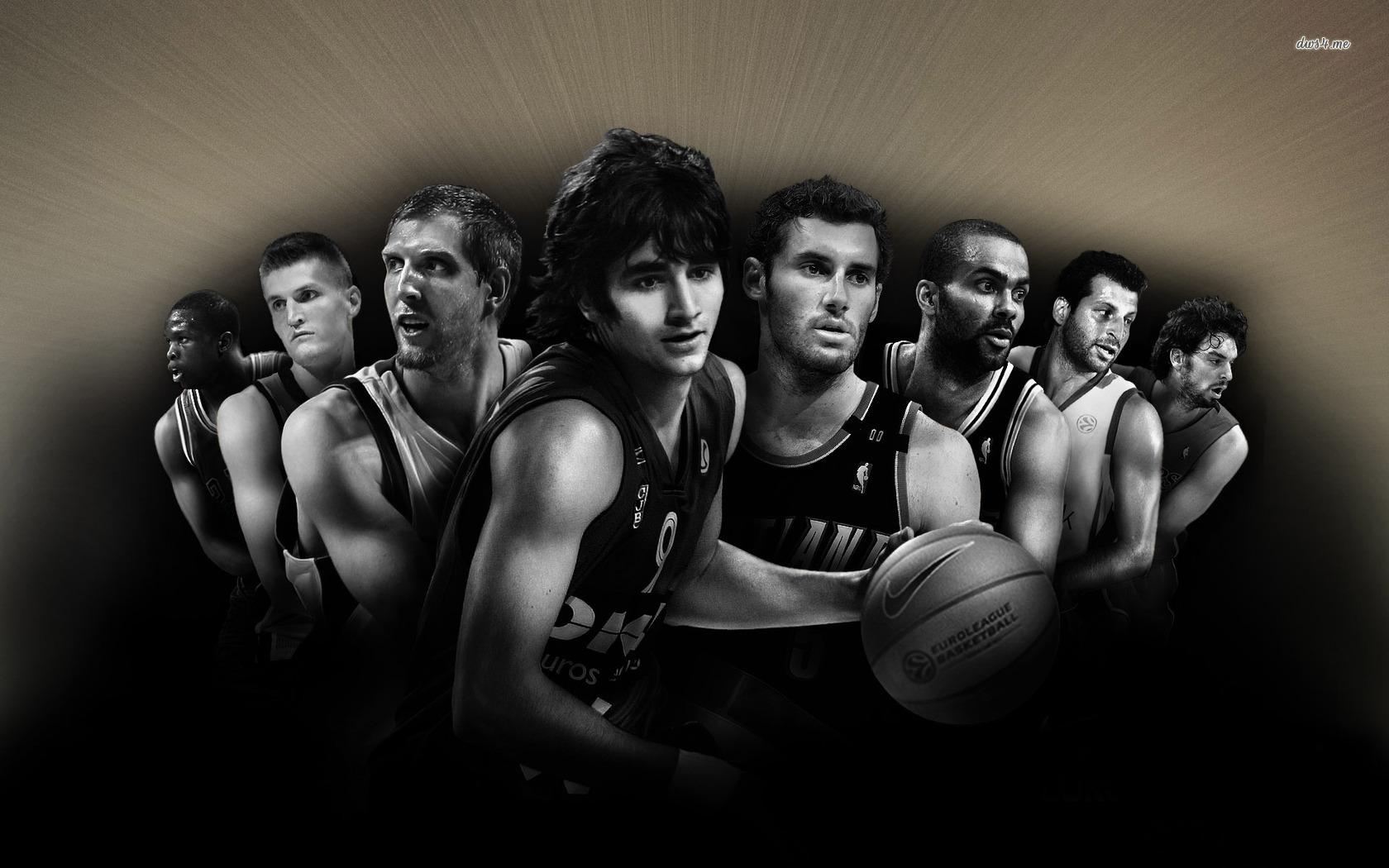 Basketball team Europe wallpaper   Sport wallpapers   7383 1680x1050