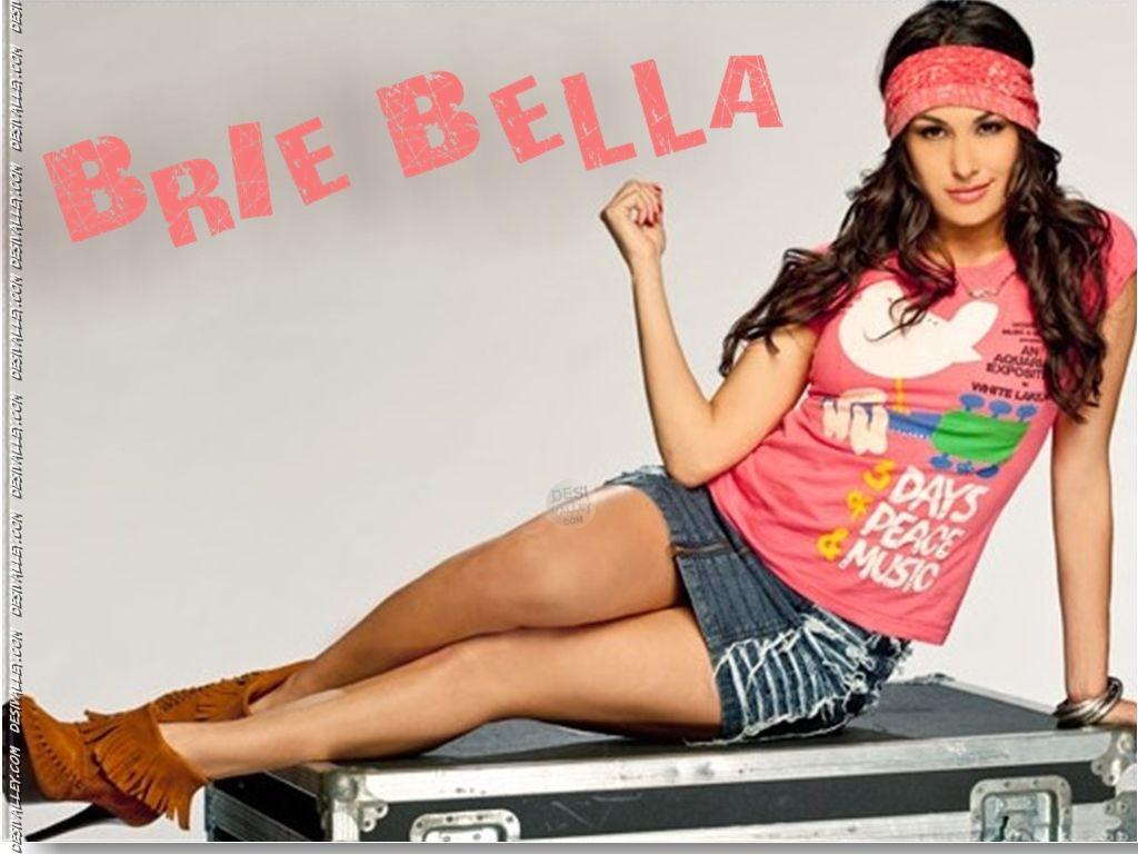 Bella HD Wallpaper Brie Bella Wallpaper Brie Bella Wallpaper WWE 1024x768