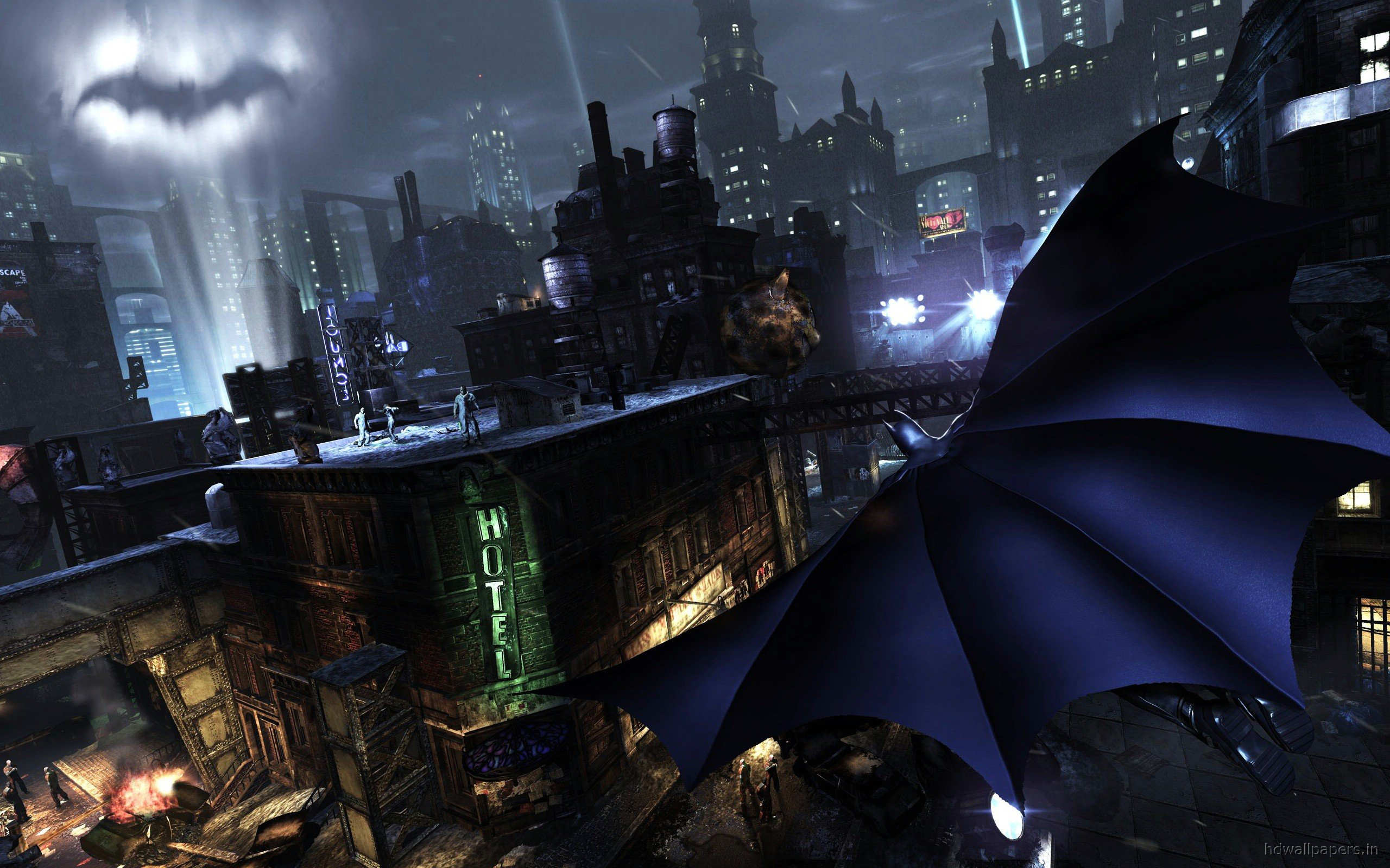 Batman Arkham City WALLPAPER 2560x1600