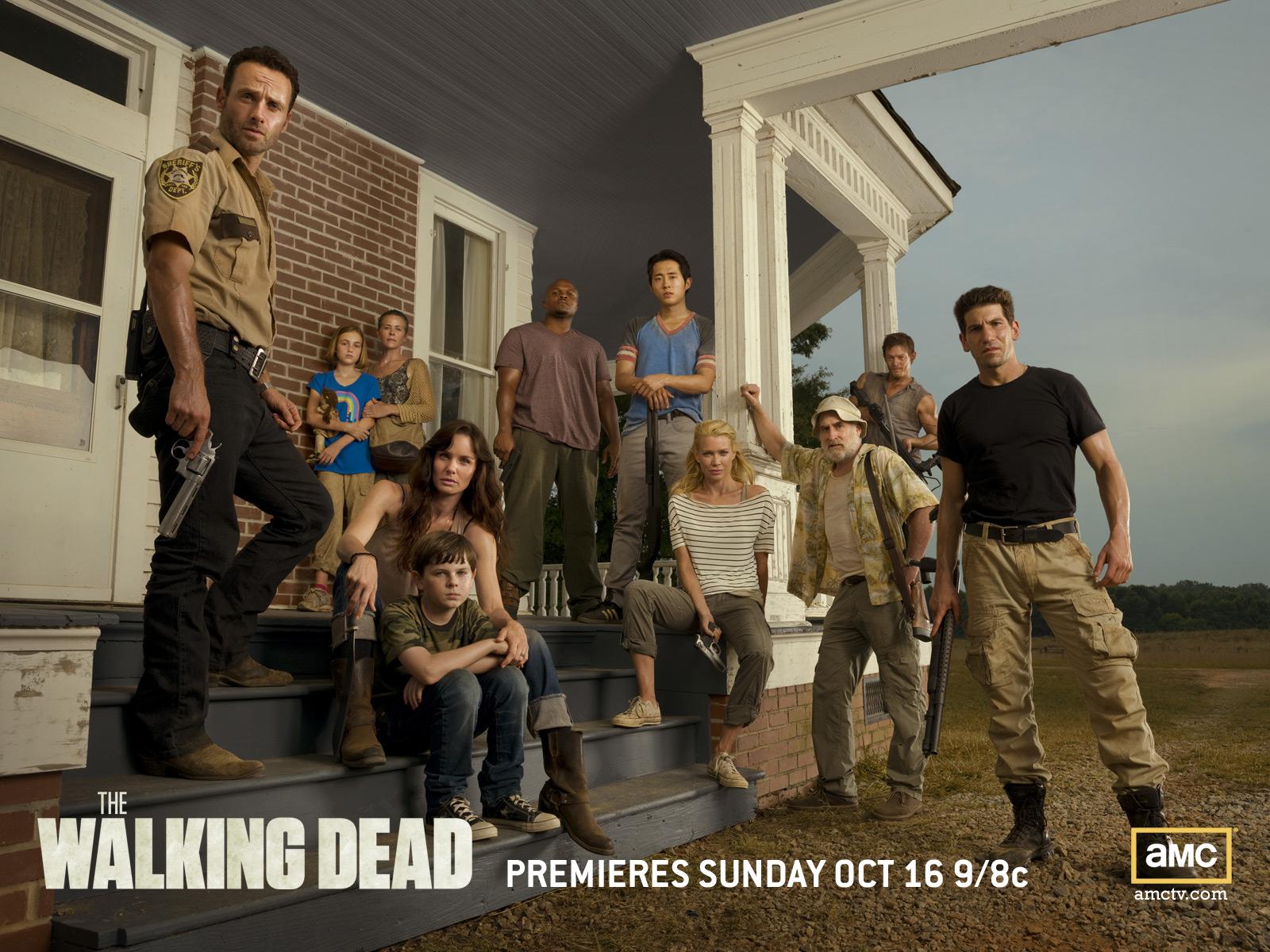 Season 2 Wallpaper   The Walking Dead Wallpaper 25688940 1600x1200