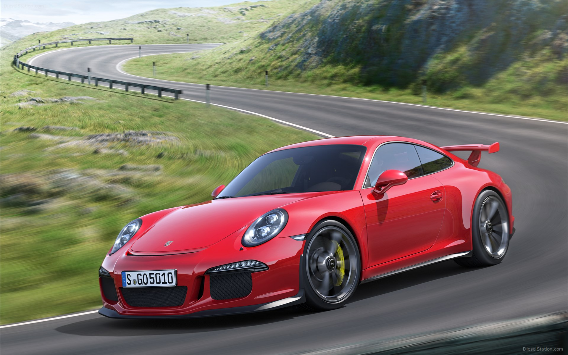 Home Porsche Porsche 911 GT3 2014 1920x1200