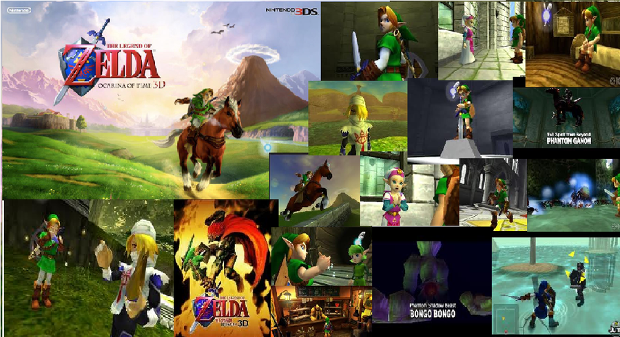 49+] Zelda Ocarina of Time Wallpapers on WallpaperSafari