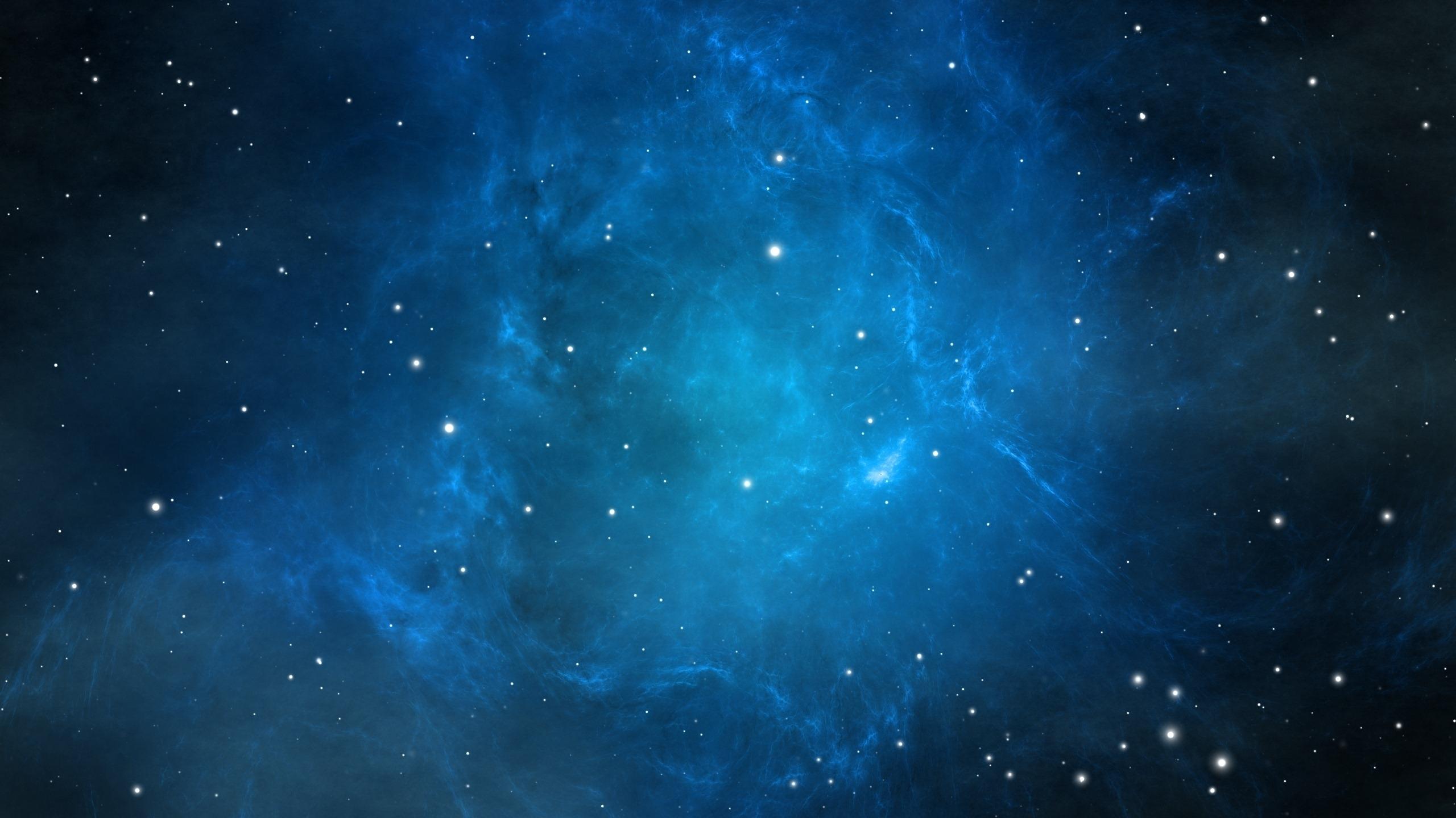47 Blue Galaxy Wallpaper On Wallpapersafari