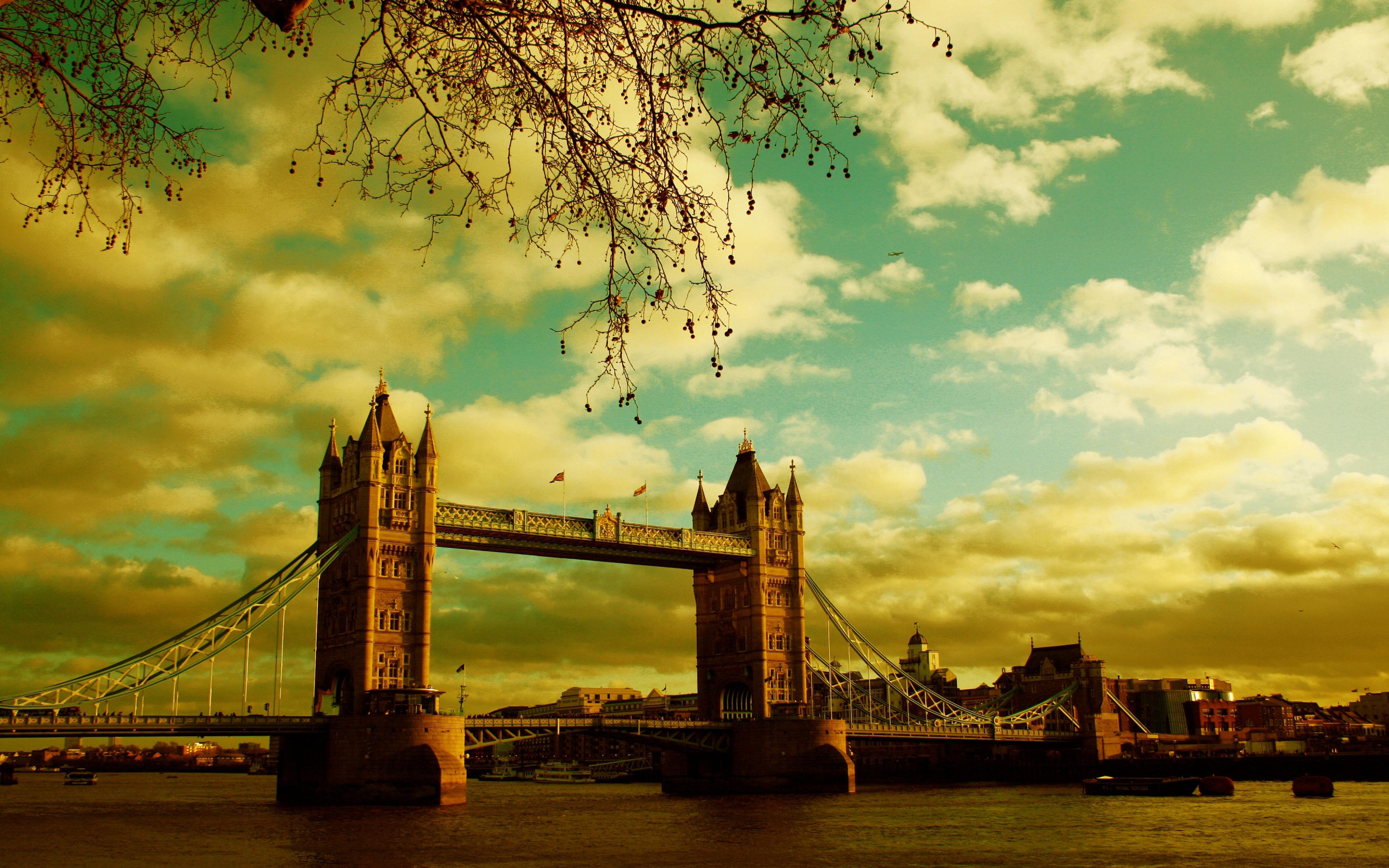 London Wallpaper 4K - WallpaperSafari