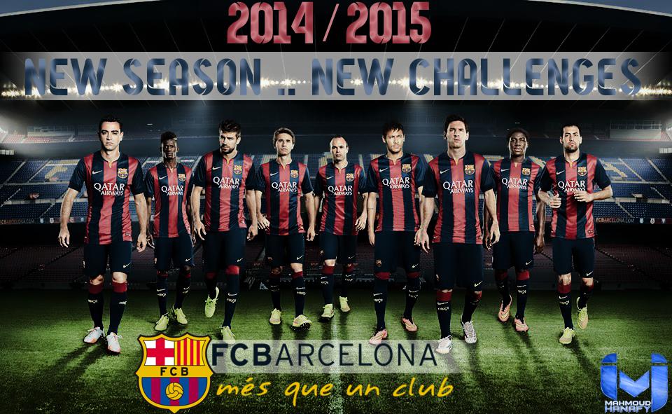 FC Barcelona FC Barcelona New Kit 2015 Imgur Soccer Club 960x591