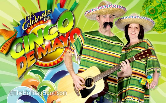 Cinco De Mayo Celebration   Wallpapers from TheHolidaySpot 541x338