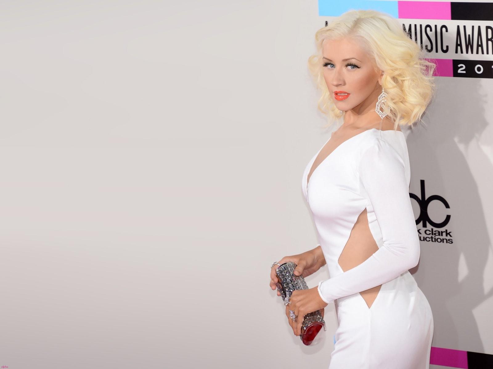 Christina Aguilera HD Desktop Wallpapers 7wallpapersnet 1600x1200