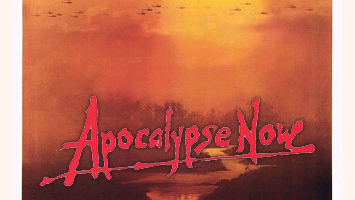 HD Wallpaper Apocalypse Now by mercy1313 1191x671