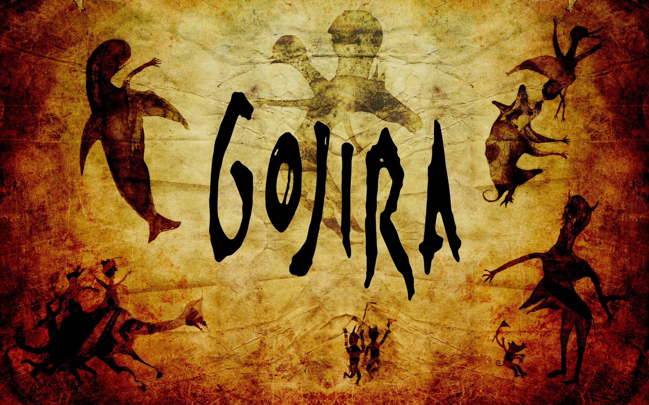 Gojira Wallpapers 2560x1600
