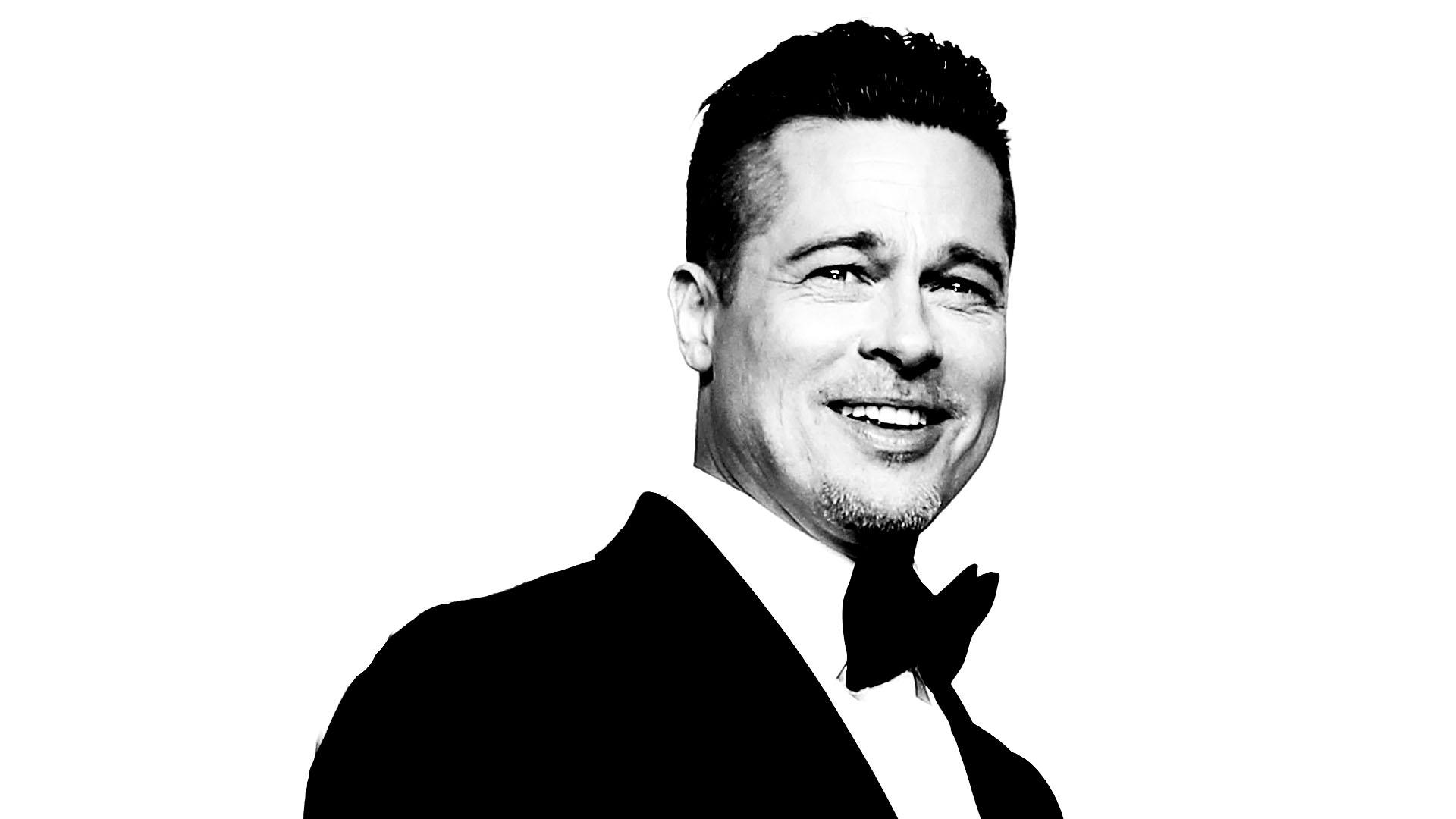 Brad Pitt Background Download 1920x1080