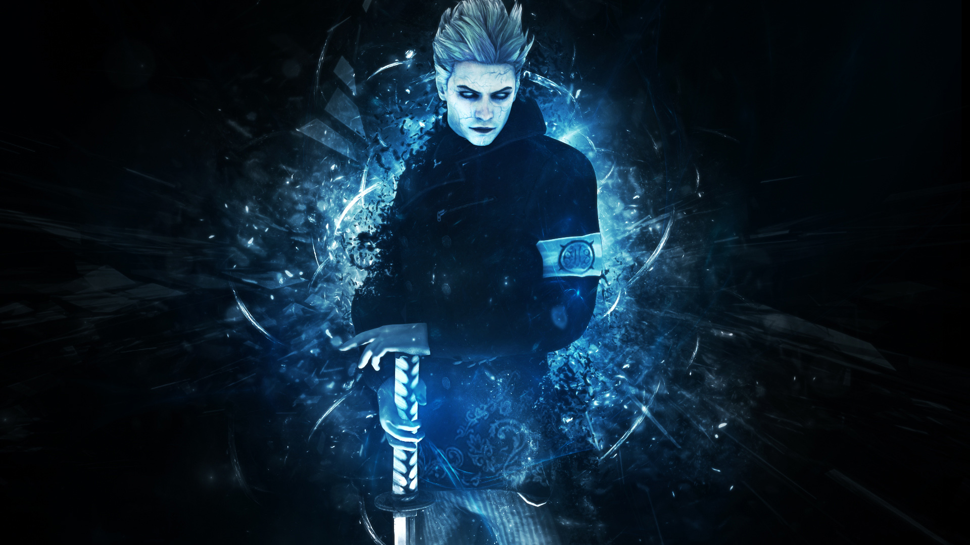 Free Download Devil May Cry Vergil Wallpaper 42 Hd Devil May Cry