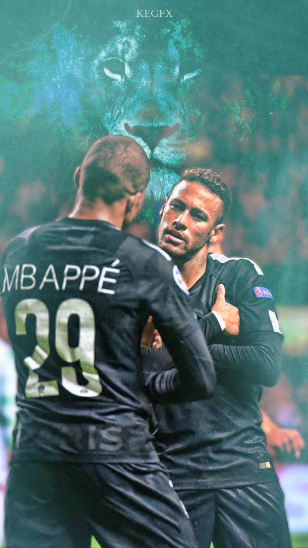 Neymar PSG Wallpapers - WallpaperSafari