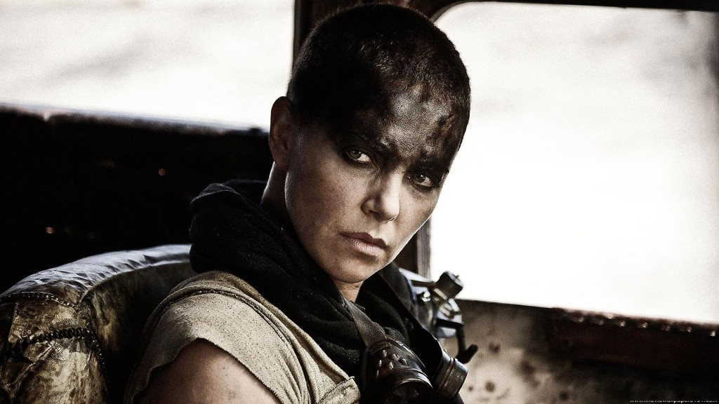 Mad Max Fury Road Charlize Theron HD Wallpaper   Stylish HD Wallpapers 1024x576