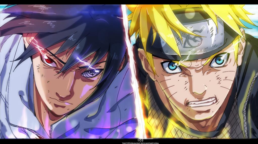 naruto and sasuke final fight download