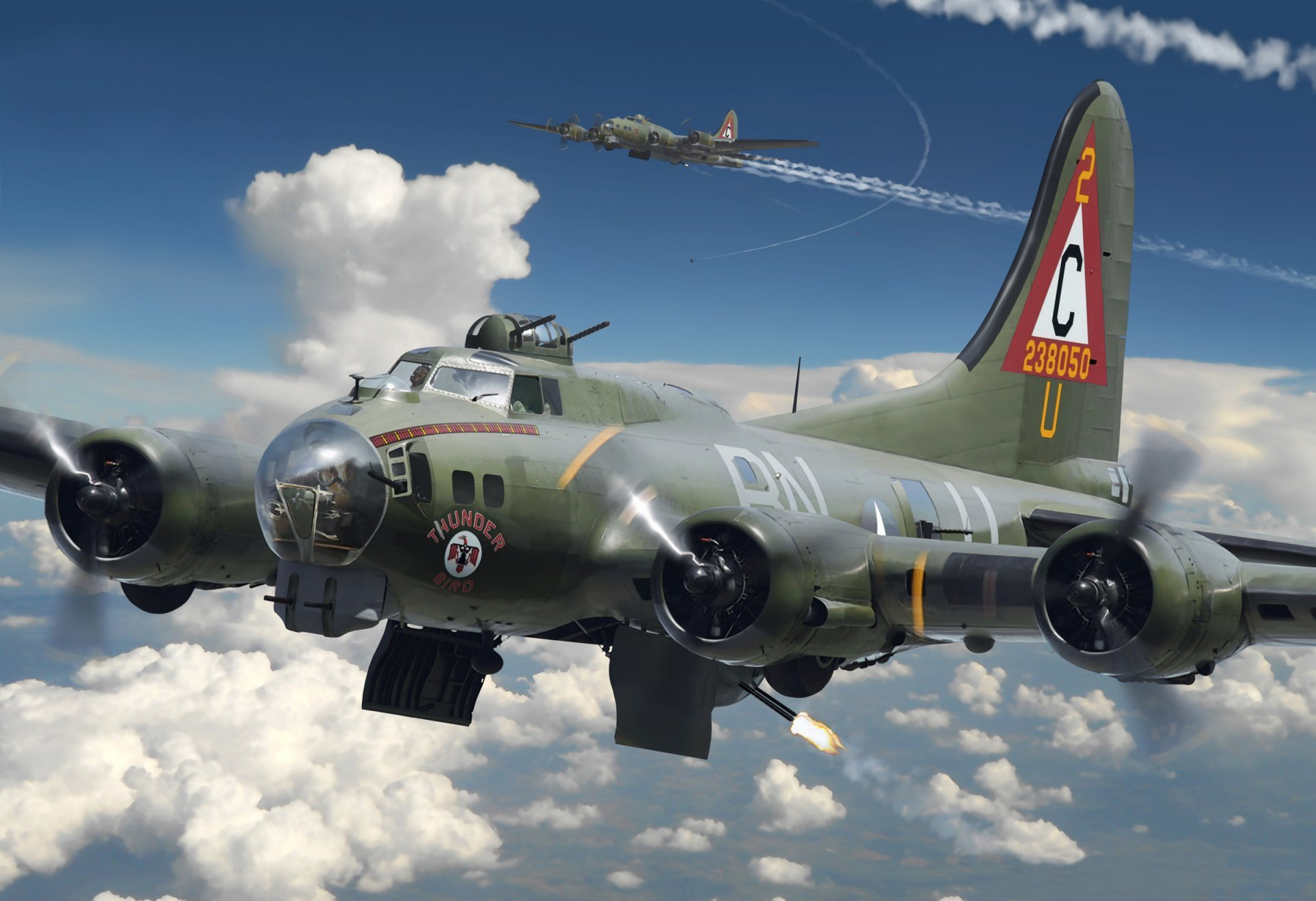 art plane boeing b 17 flying fortress flying fortress american all 1920x1314