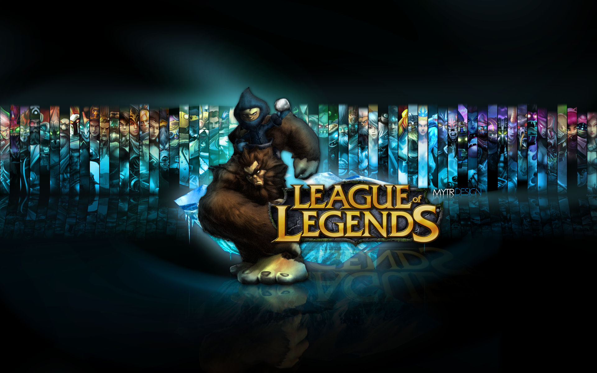 League Of Legends Desktop Background | Wallpapers9