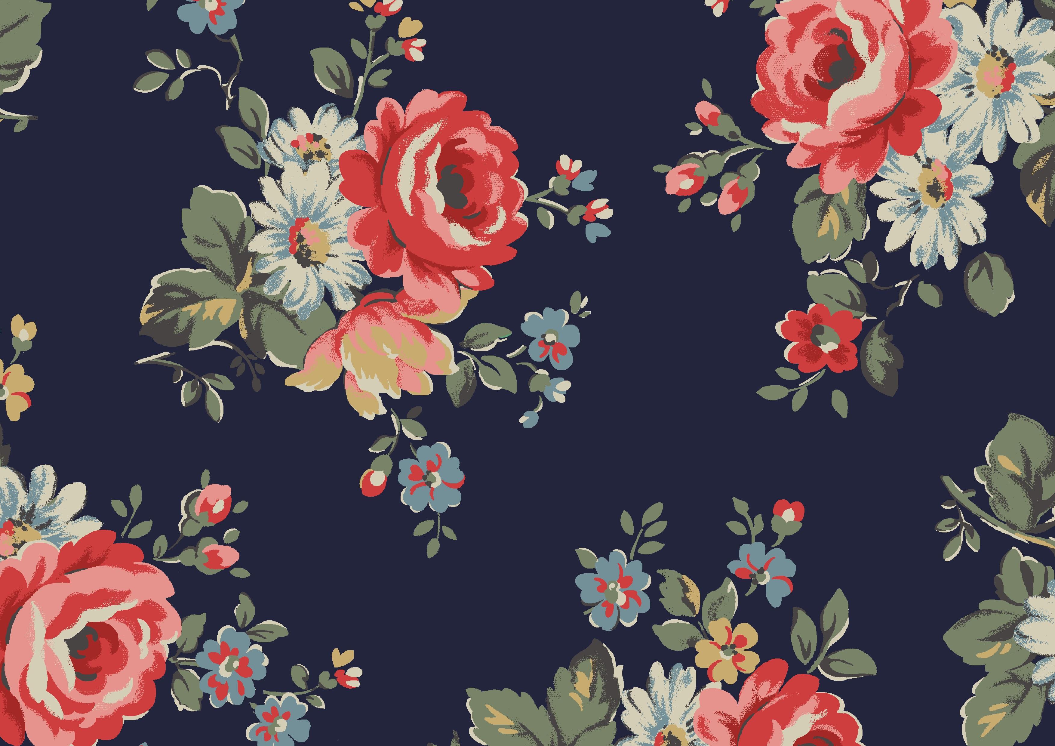 Cath Kidston Desktop Wallpaper - WallpaperSafari