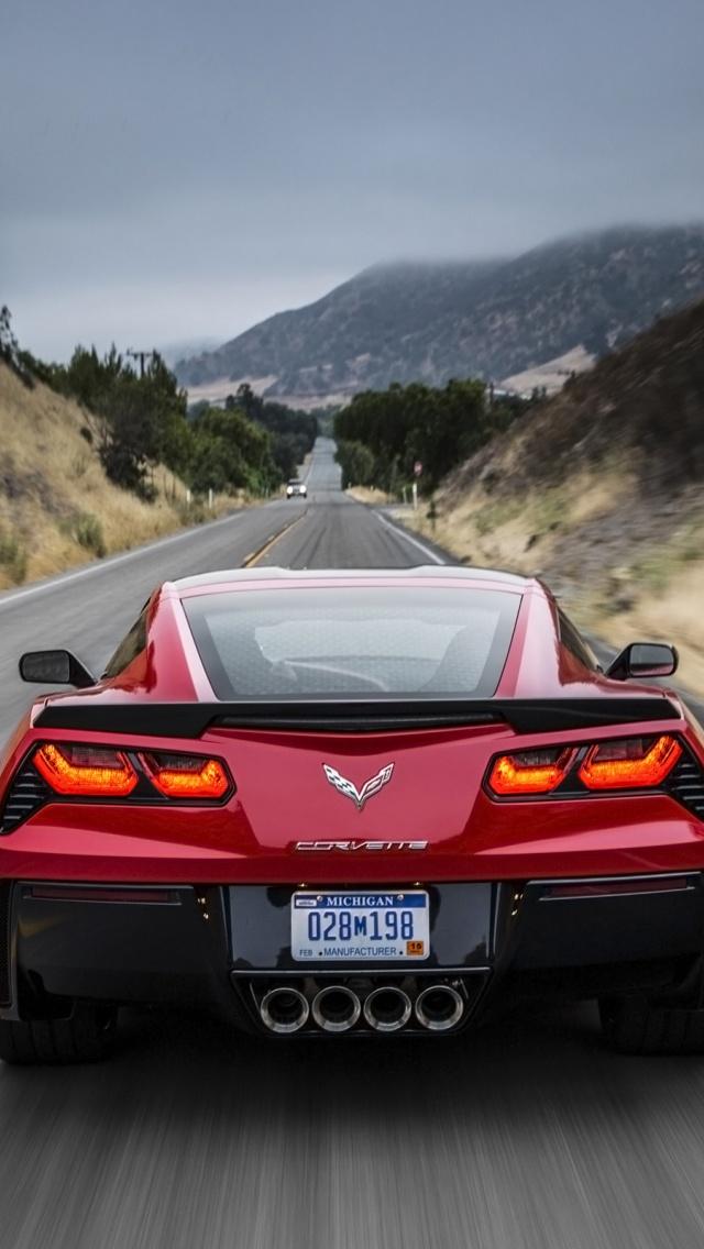iPhone Corvette Wallpaper - WallpaperSafari