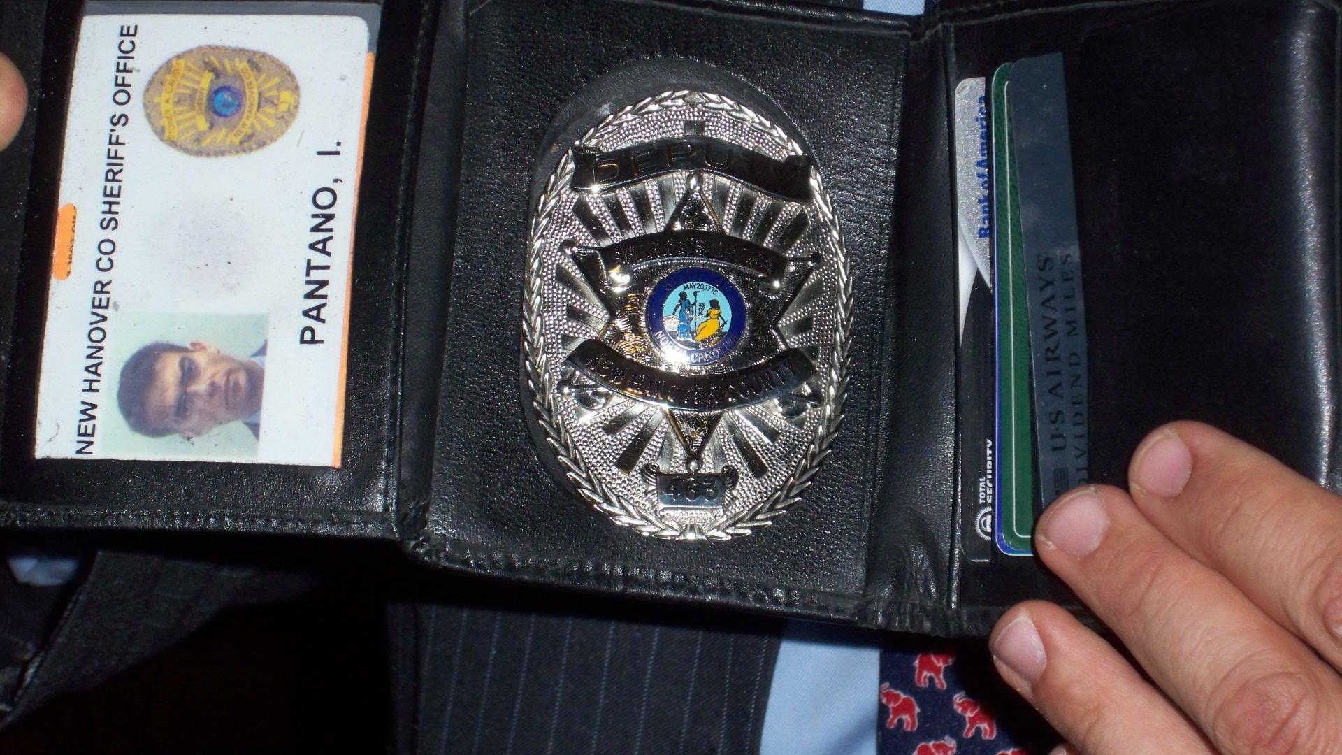 Law Enforcement Badge Wallpaper Sheriff deputy badge 1920x1080