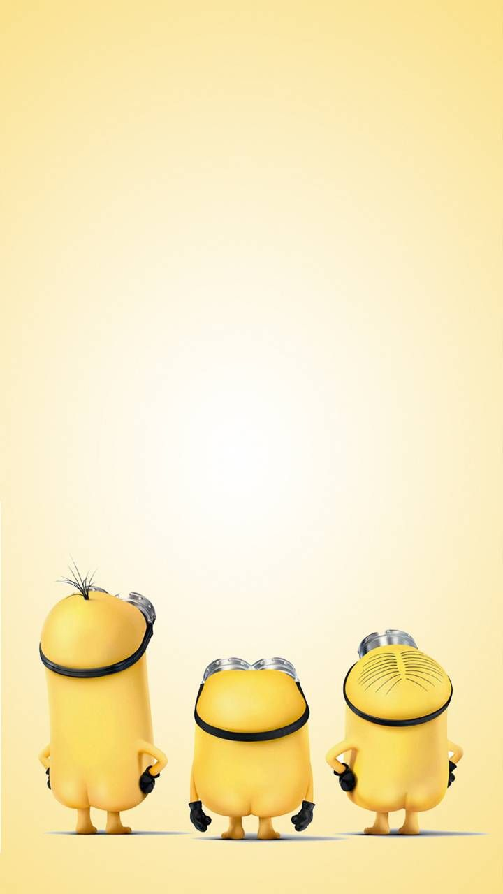 Download Minions wallpaper by Khorn Zg   3c   on ZEDGE now 720x1280