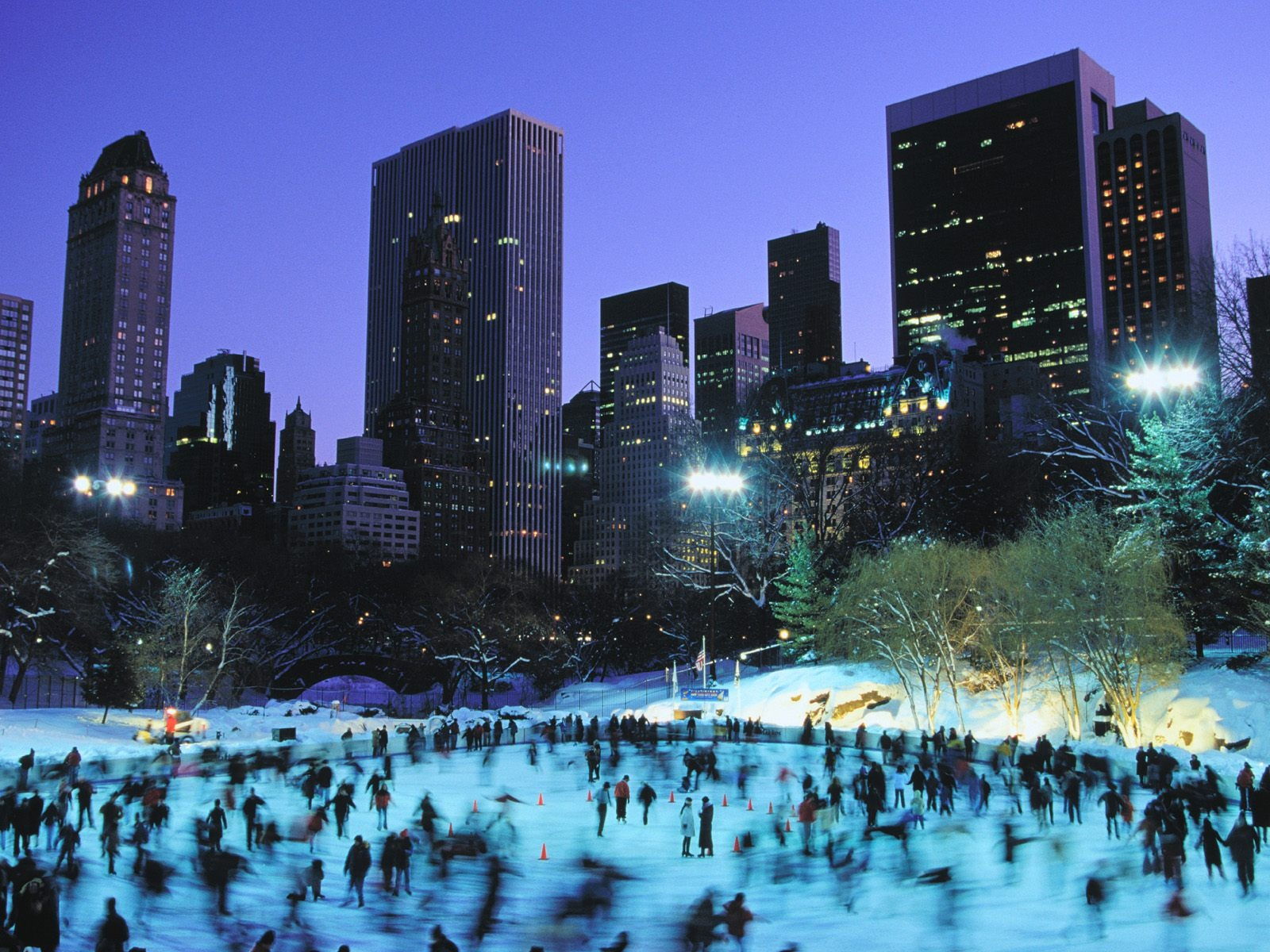 Central Park New York City Wallpapers HD Wallpapers 1600x1200