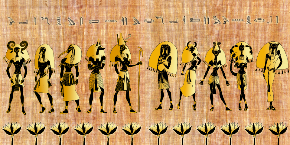 Free Download Egyptian God Wallpaper Egyptian Gods By