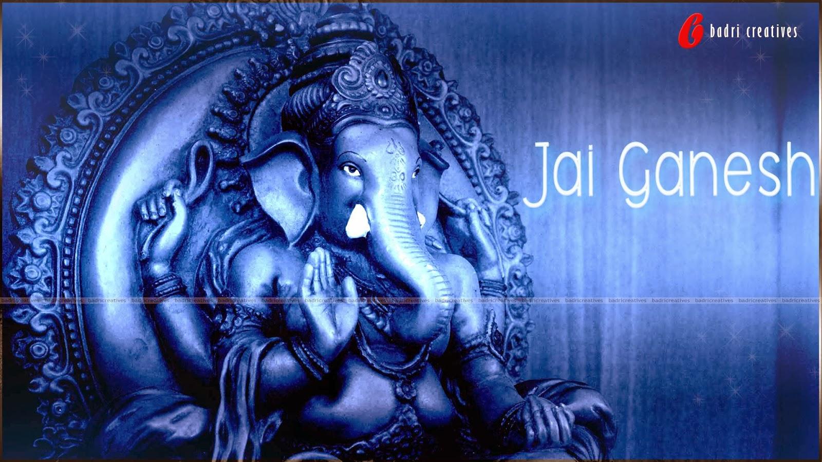 Lord Ganesha Pictures Hd: Ganpati Wallpaper HD