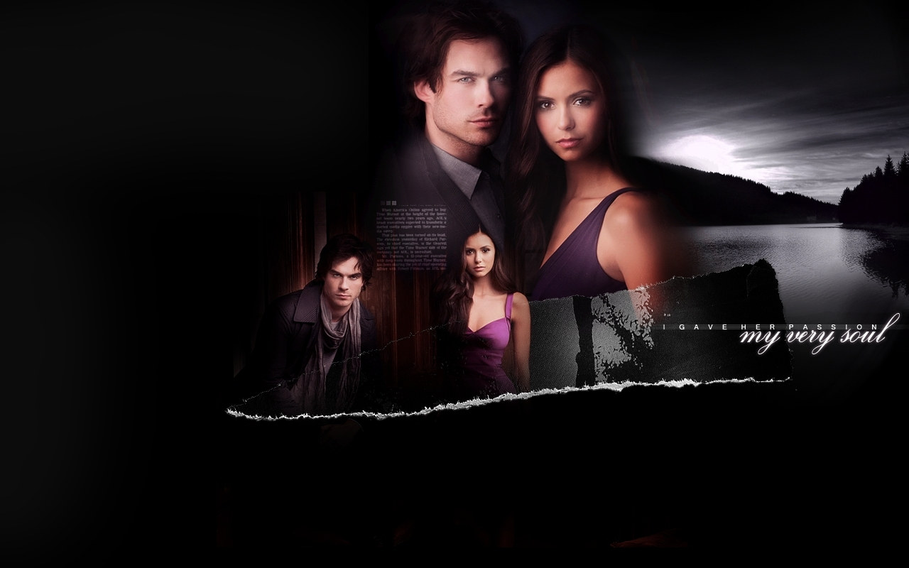 vampire diaries do damon and elena ever hook up It seems damon will still be hung up on elena in the vampire diaries season 7, so a relationship with bonnie might not happen right away.