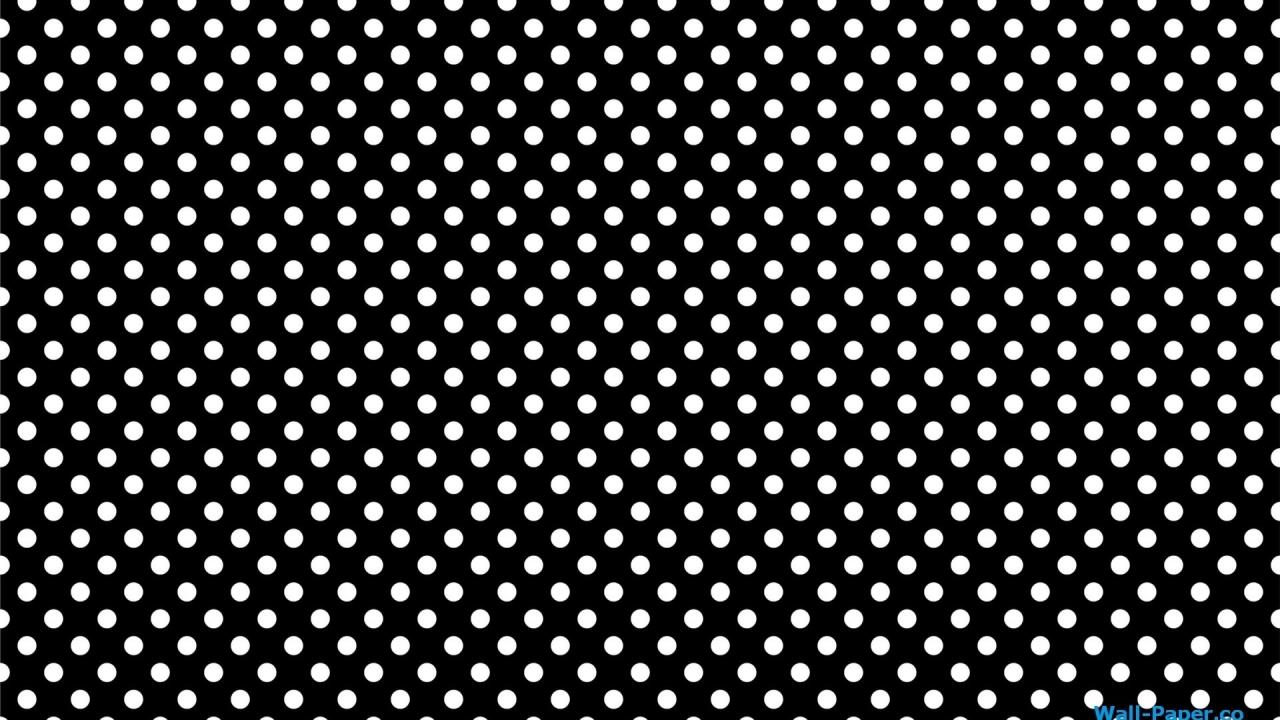 47+ Black and White Dot Wallpaper on WallpaperSafari