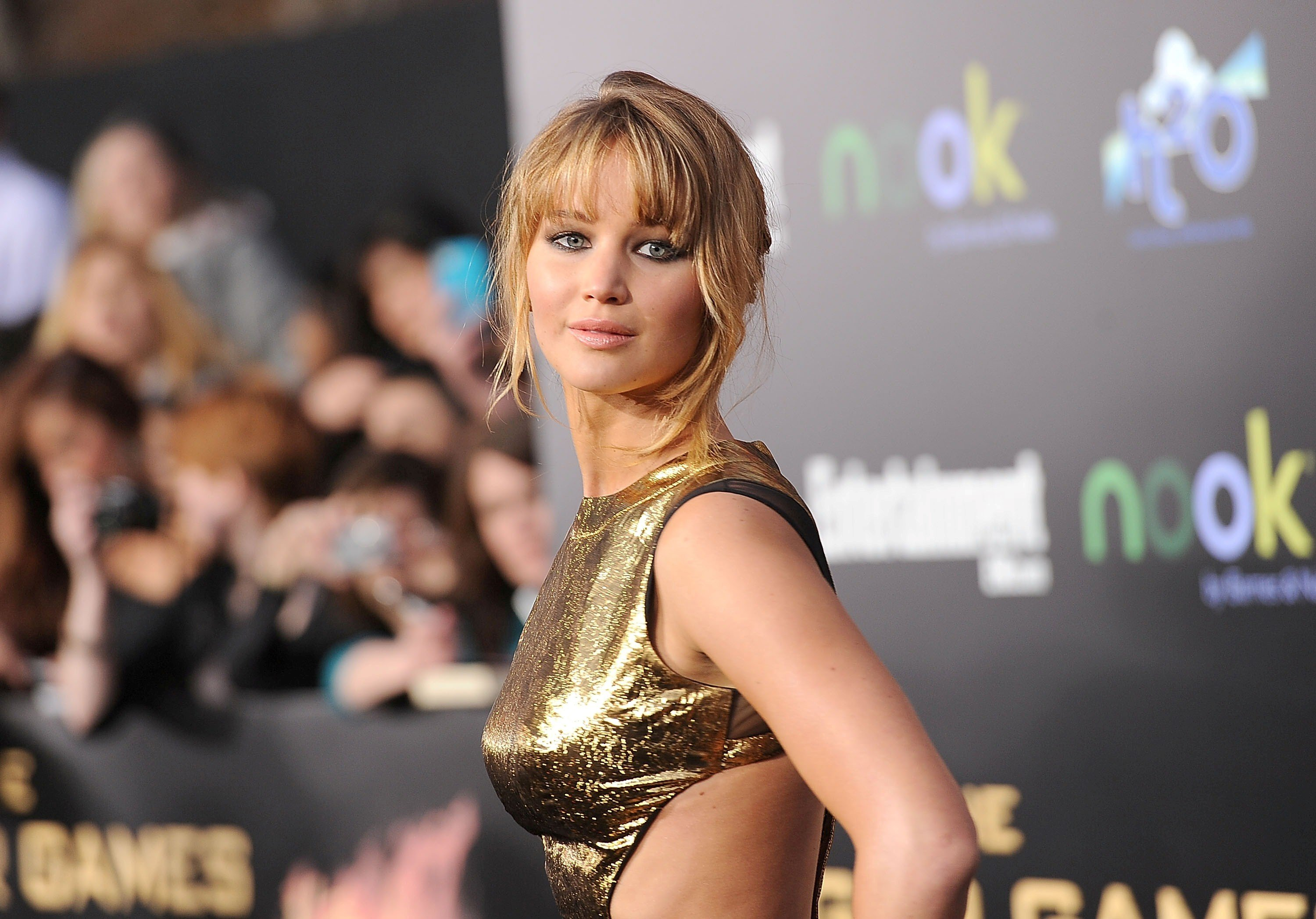 Hot Hollywood Actress Jennifer Lawrence Wallpapers HD Wallpapers 3000x2095