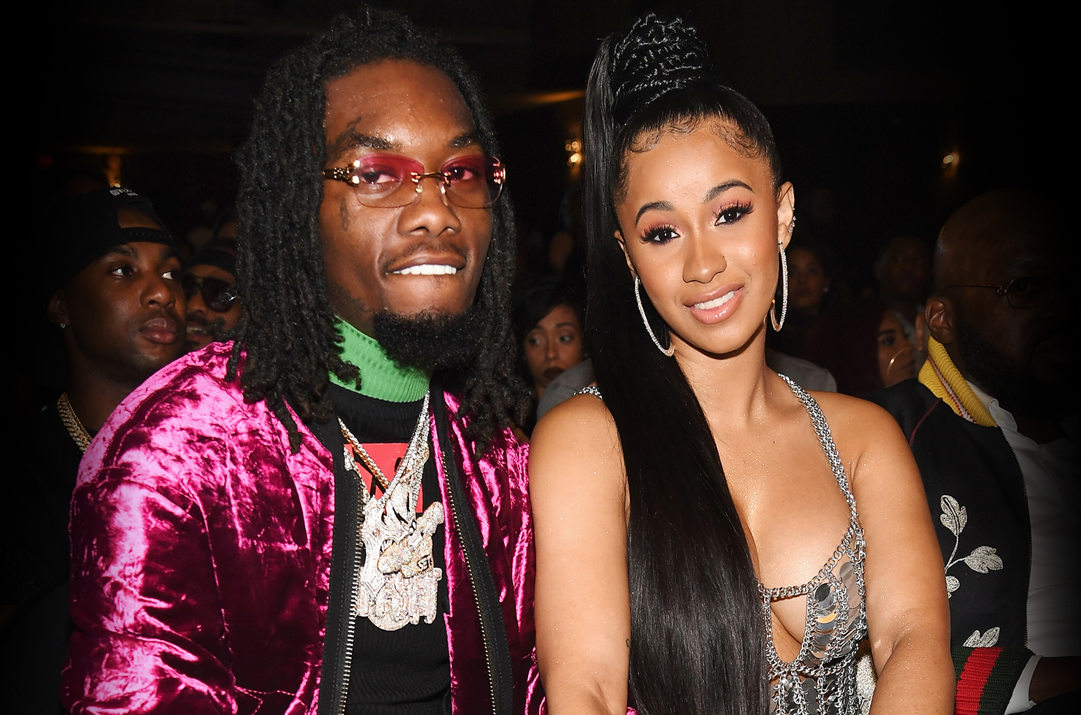 Offset Shares Nude Photo of Pregnant Cardi B Gushes Over 1548x1024