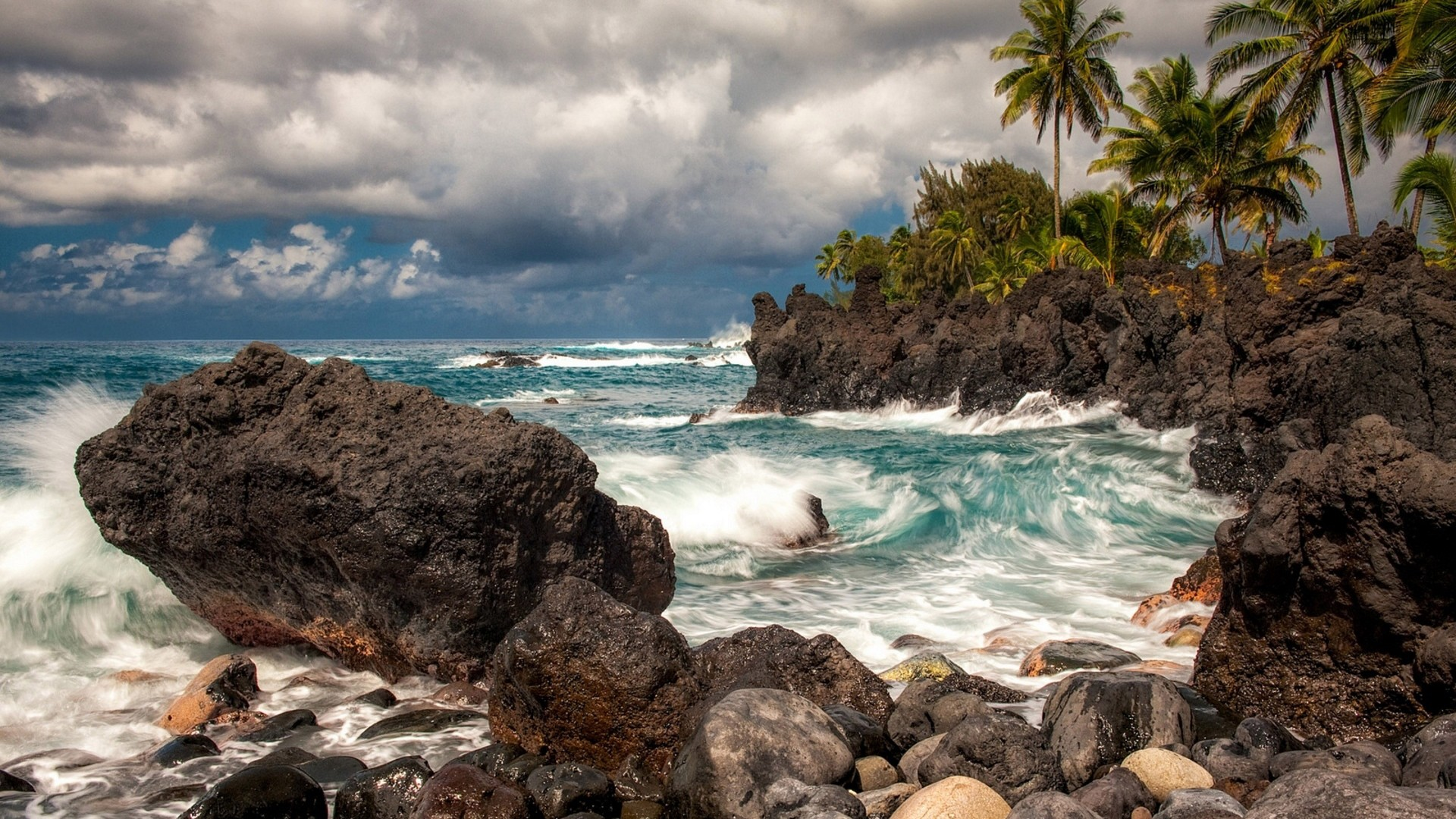 Tropical Island Beach Ambience Sound: Ocean Pictures Wallpaper Hawaii