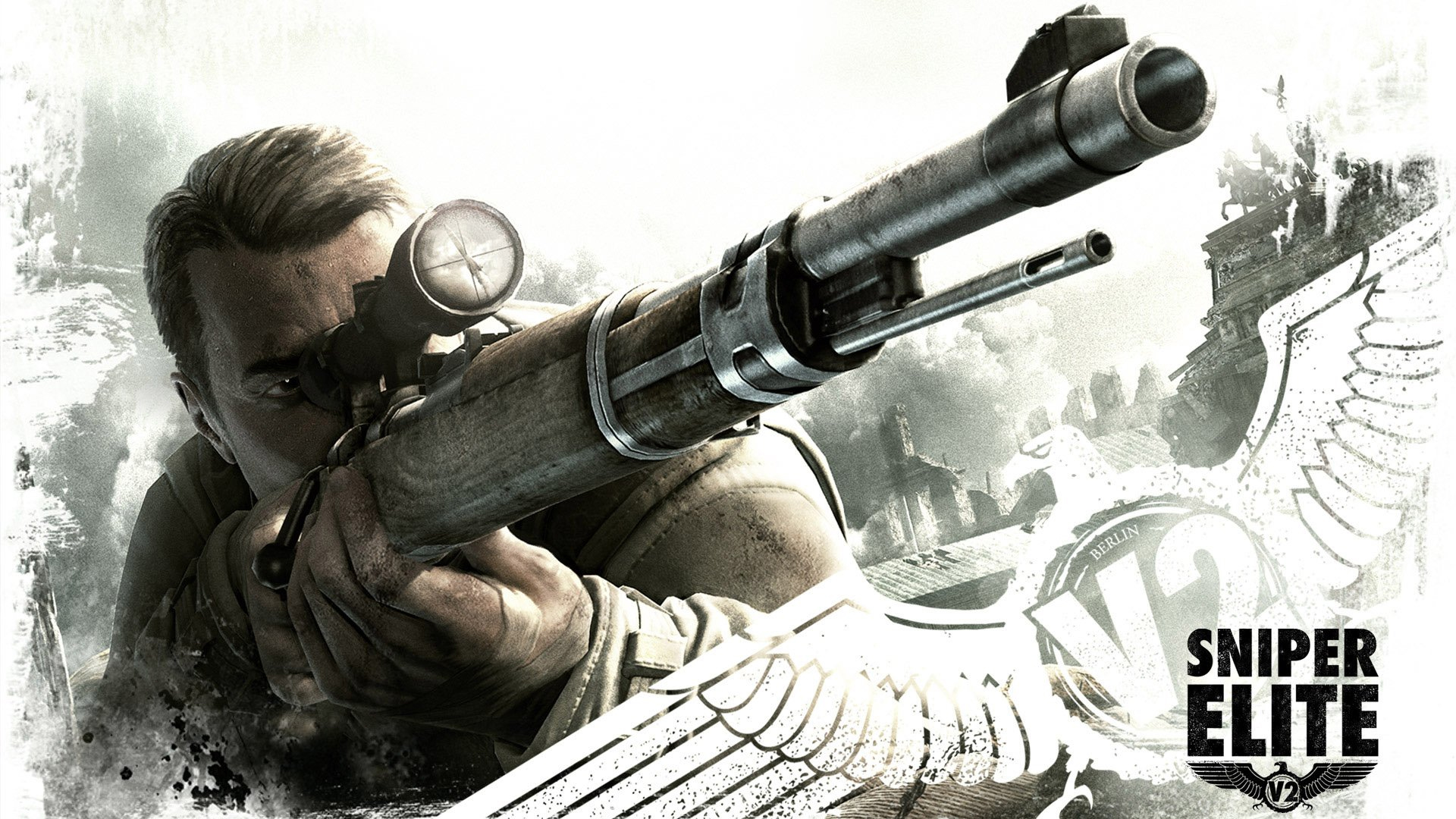 Sniper Elite Wallpapers HD Wallpapers 1920x1080