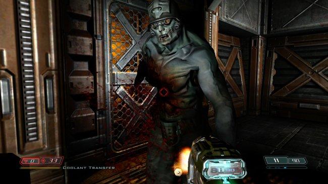Doom 3 Bfg Wallpaper Doom 3 bfg edition 650x366