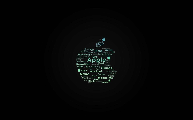 Logo Typography Mac Wallpaper Download Mac Wallpapers Download 1440x900