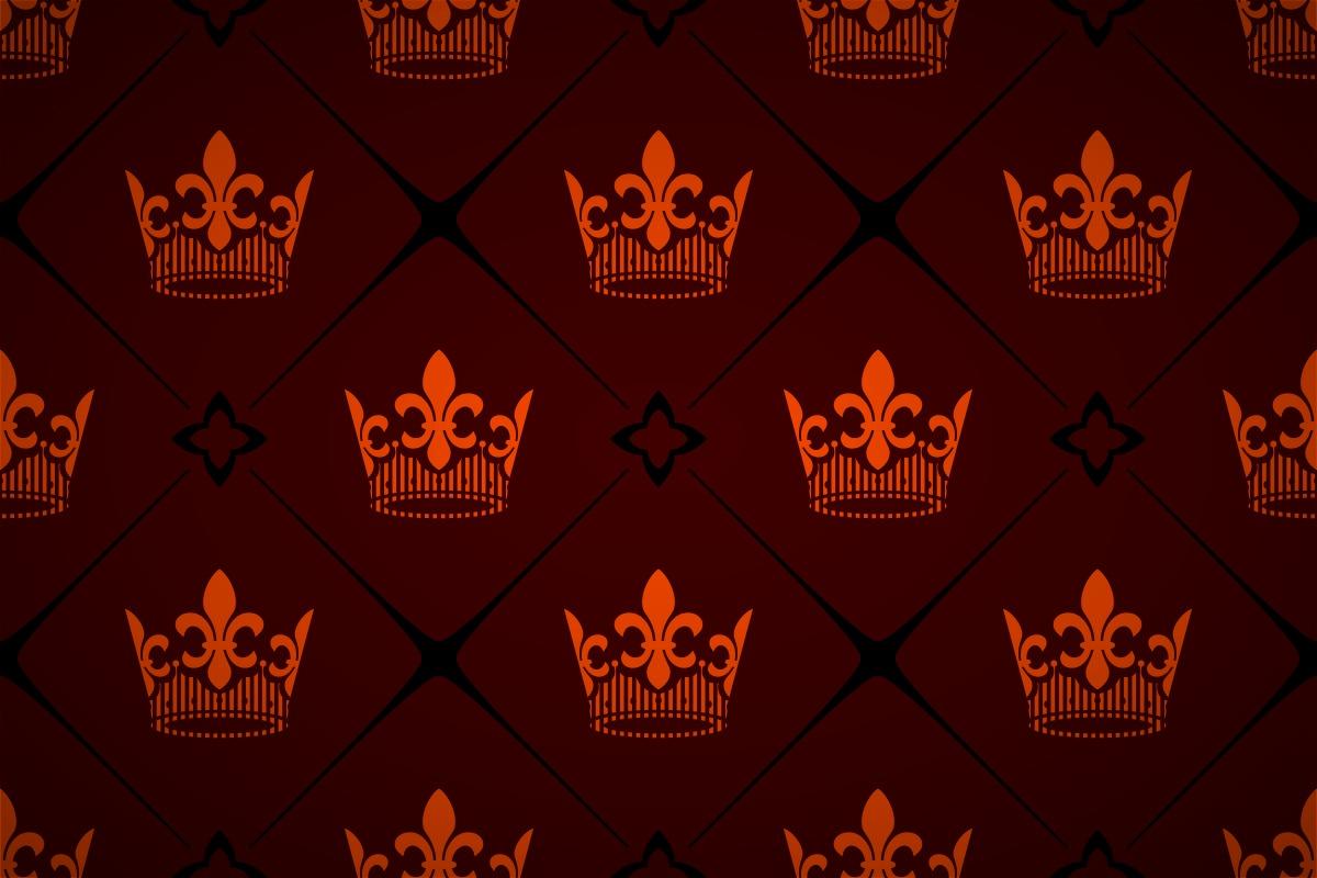 royal crown wallpaper patterns 1200x800