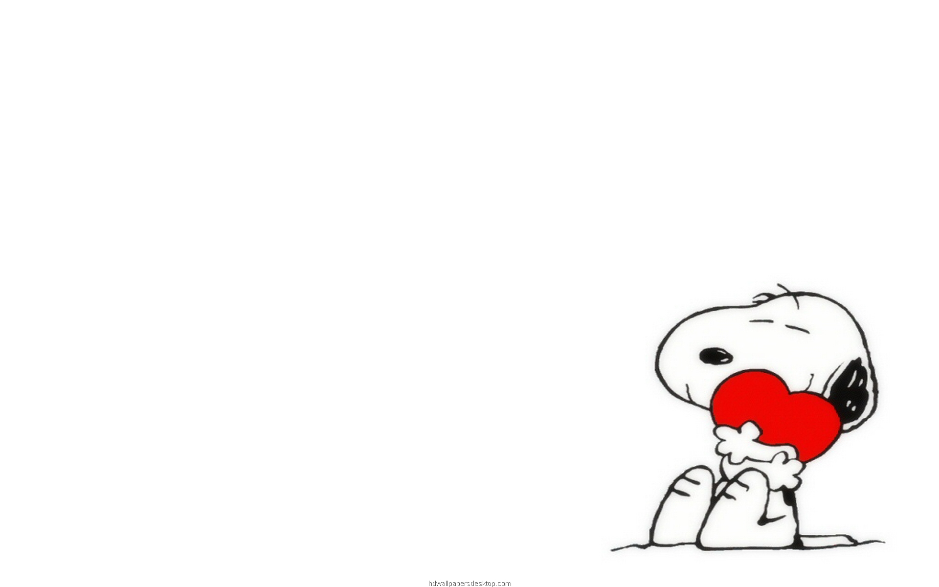 Pictures Images and Photos Snoopy Spring Desktop Wallpaper 1920x1200