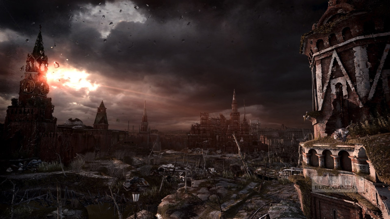 Wallpapers HD Wallpapers Metro Last Light   Game 2013 1280x720