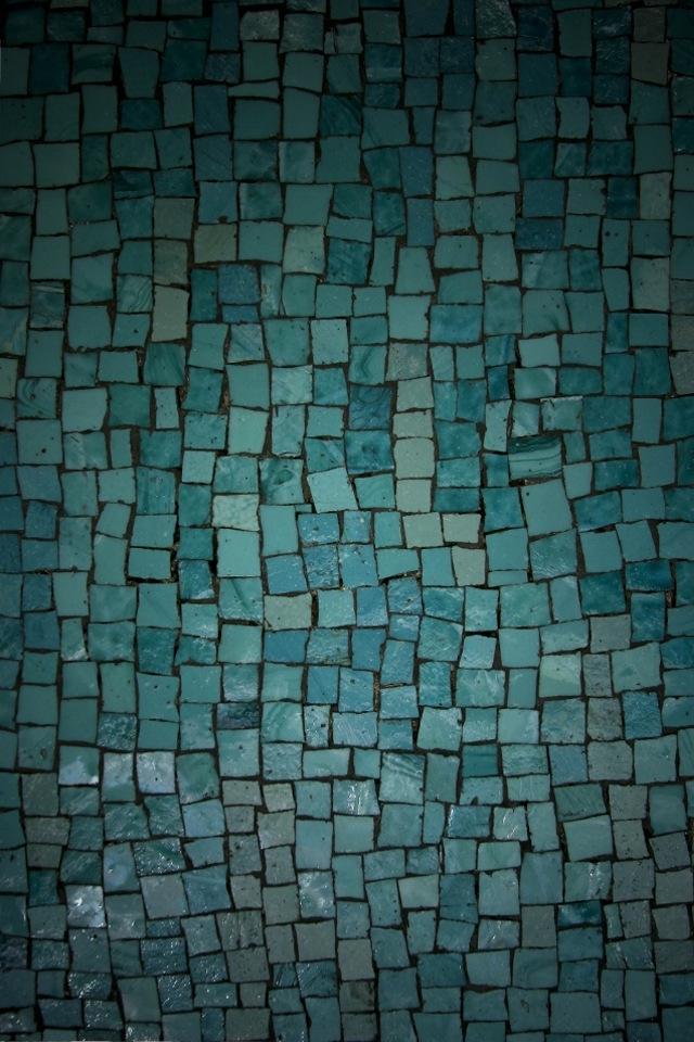 Free Download Aqua Tiles Iphone Hd Wallpaper Iphone Hd