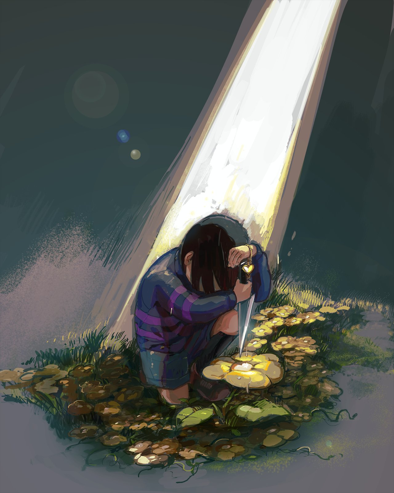 15 Artists Who Are Loving Undertale Just As Much As You   Dorkly Post 1280x1600