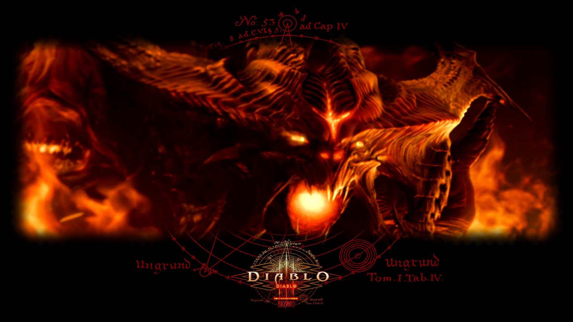 Diablo 3 Wallpaper 1920x1080: Diablo 3 Wallpaper 1080p