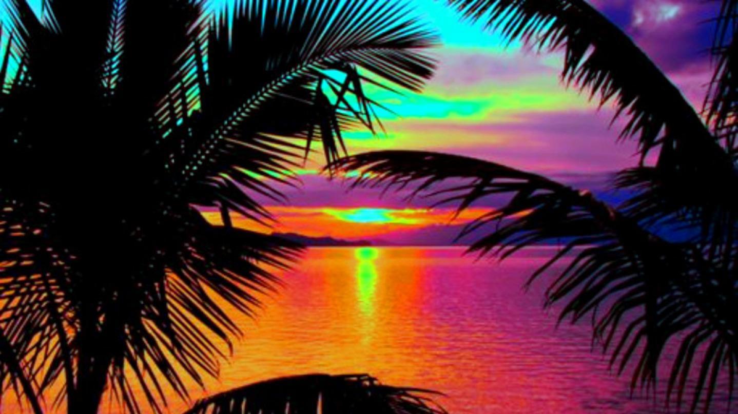 Fabulous Sunset Wallpaper   Best HD Wallpapers 1438x808